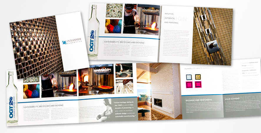 Oceanside Glasstile Brochure